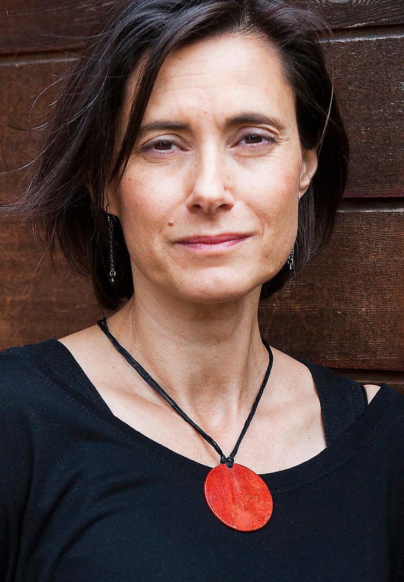 Ann Lagrhammar (fldd 1965). Foto: Nadja Hallström