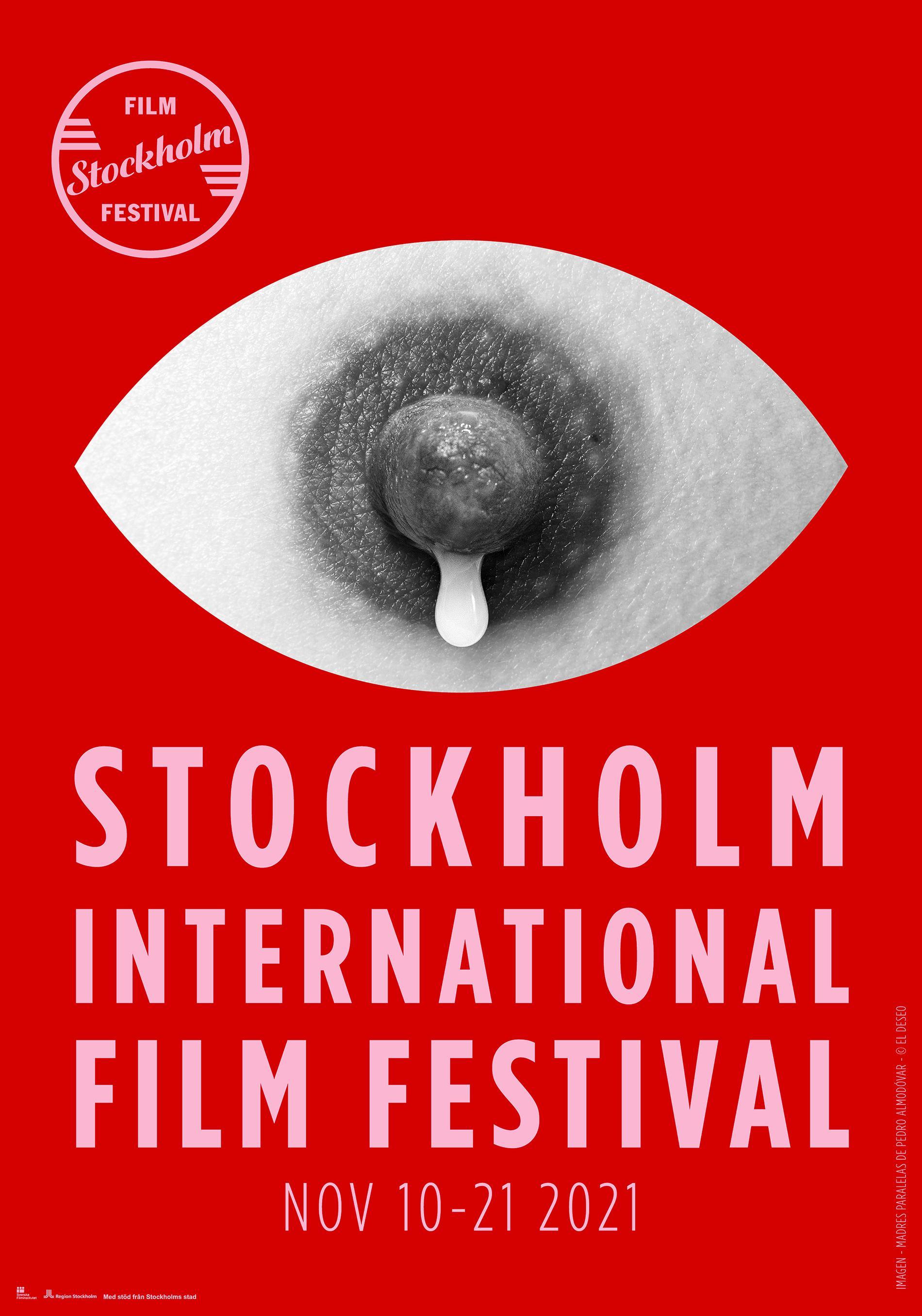 Affischen för Stockholm film festival.