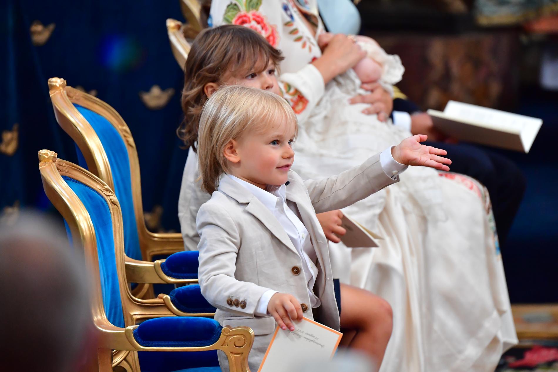 Prins Alexander.