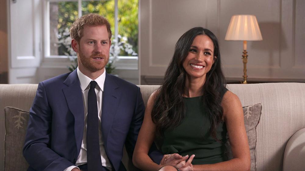 I samband med förlovningen 2017 gav Harry och Meghan en längre intervju till BBC där de bland annat berättade om hur frieriet gick till.