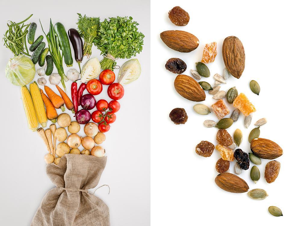 Implementera grönsaker och frön i din kost och du ska se att lusten får sig en ordentlig boost.