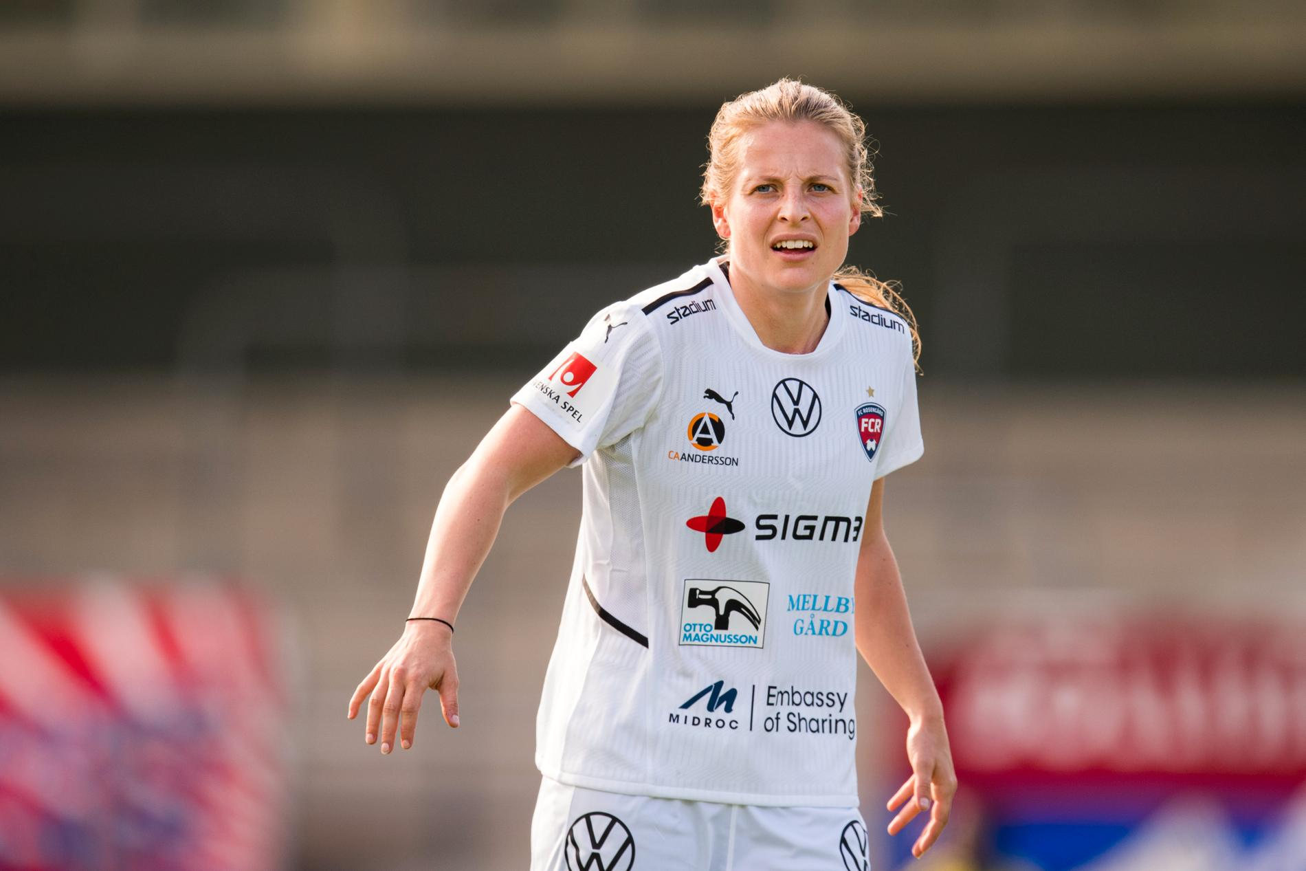 Anna Anvegård.