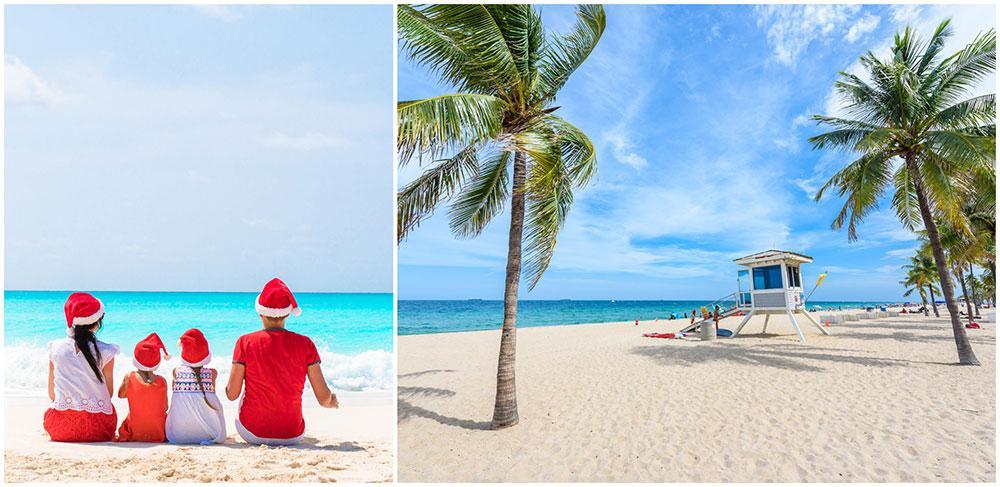 Gran Canaria, Bangkok, Phuket och Miami är de mest bokade destinationerna i jul.