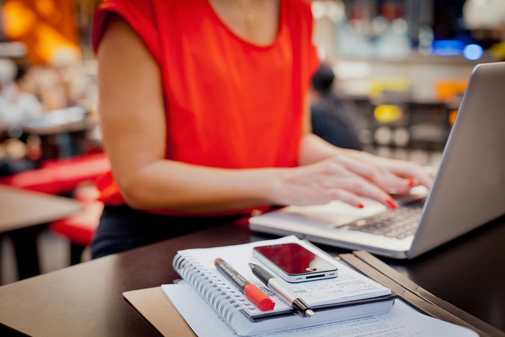 Kort, intresseväckande och luftigt är tre nyckelord när du ska skriva ditt CV.
