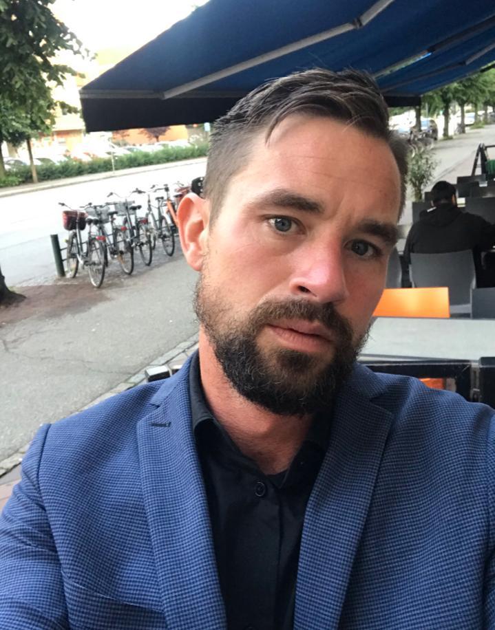 Håkan Johannesson tog upp jakten på misstänkta våldtäktsmannen.