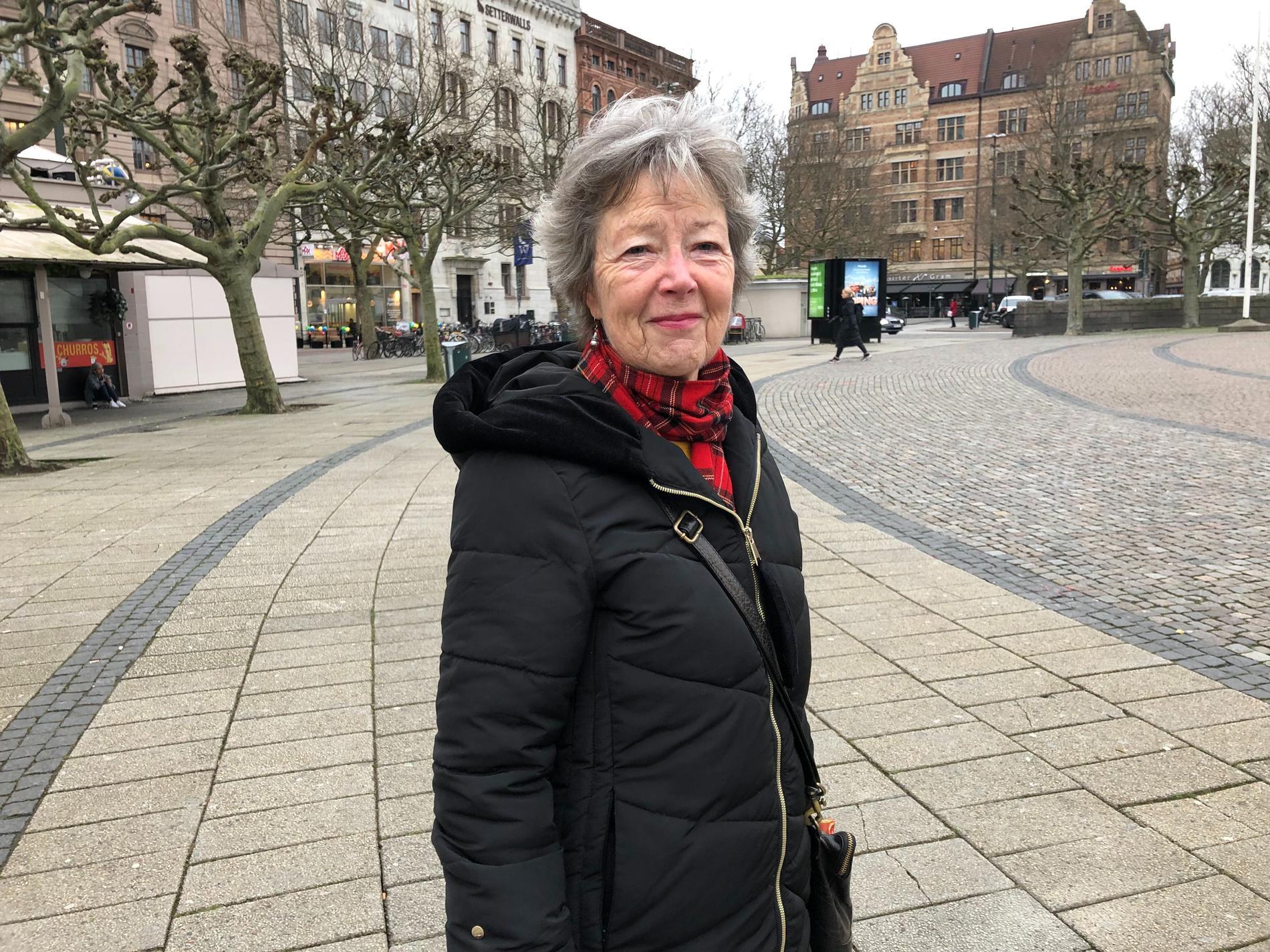 Ann-Christine Nilsson instämmer i Arkitektupprorets mening.