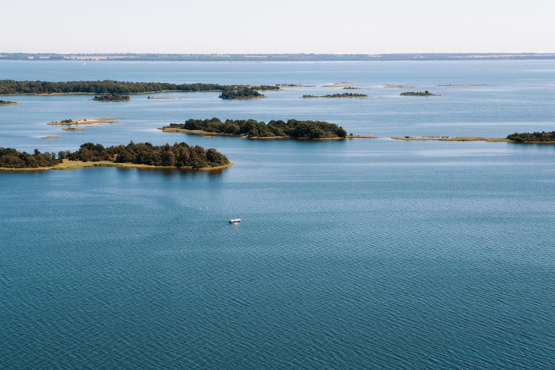 Dunö i Kalmar är en av många saker som gett staden utmärkelsen Årets sommarstad.