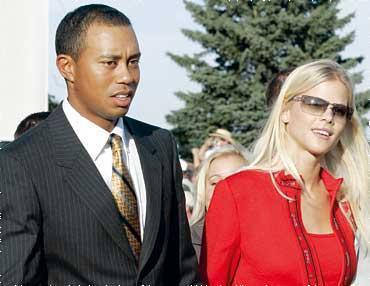 Tiger Woods Fru