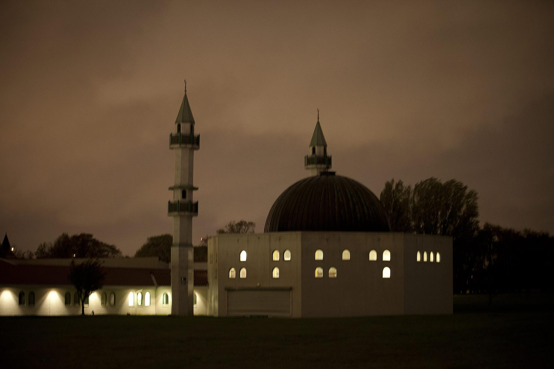Moskéerna i Malmö, här Islamic Center, håller stängt under årets ramadan.