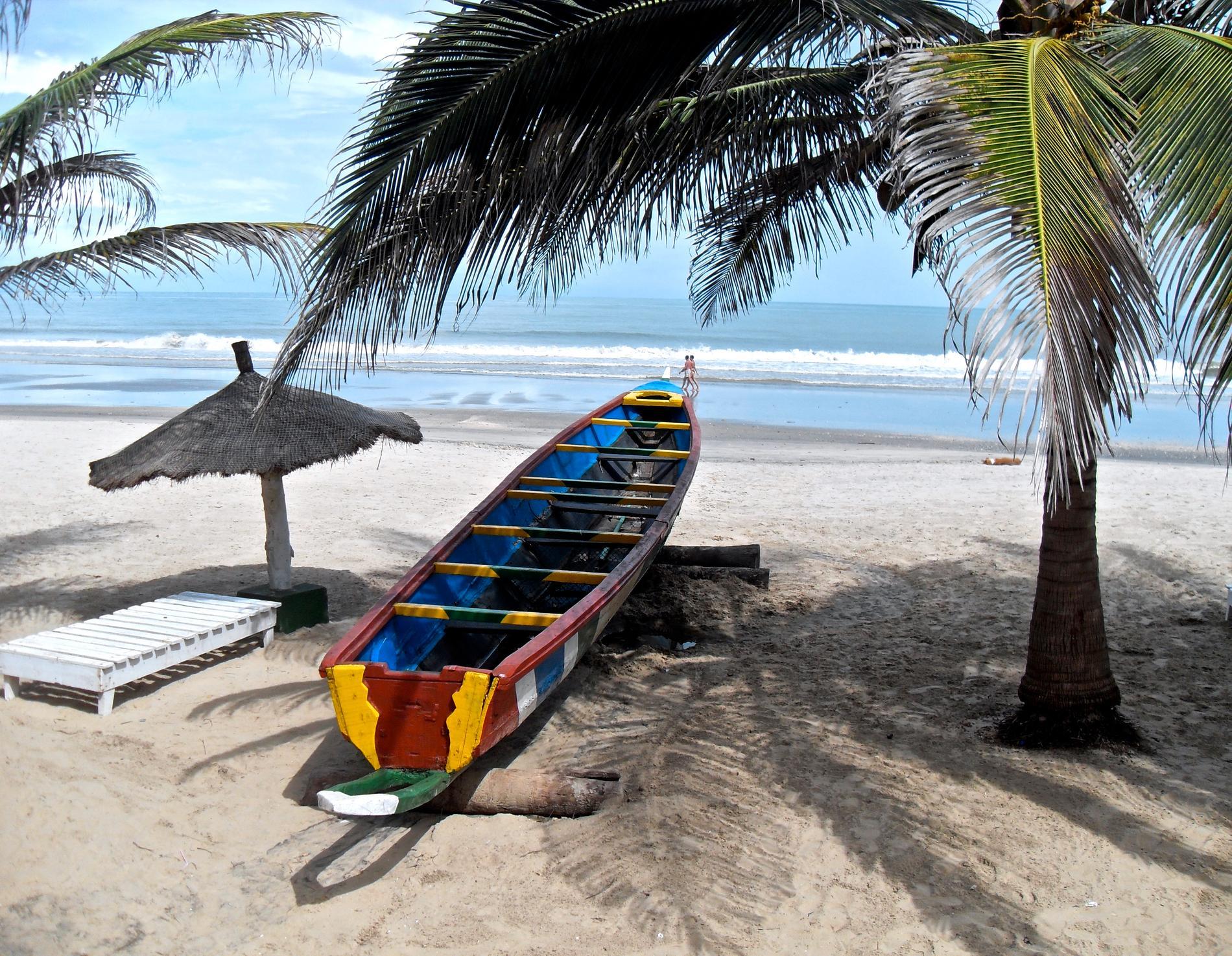 Gambia var ett populärt turistland förr, och det är påväg tillbaka.