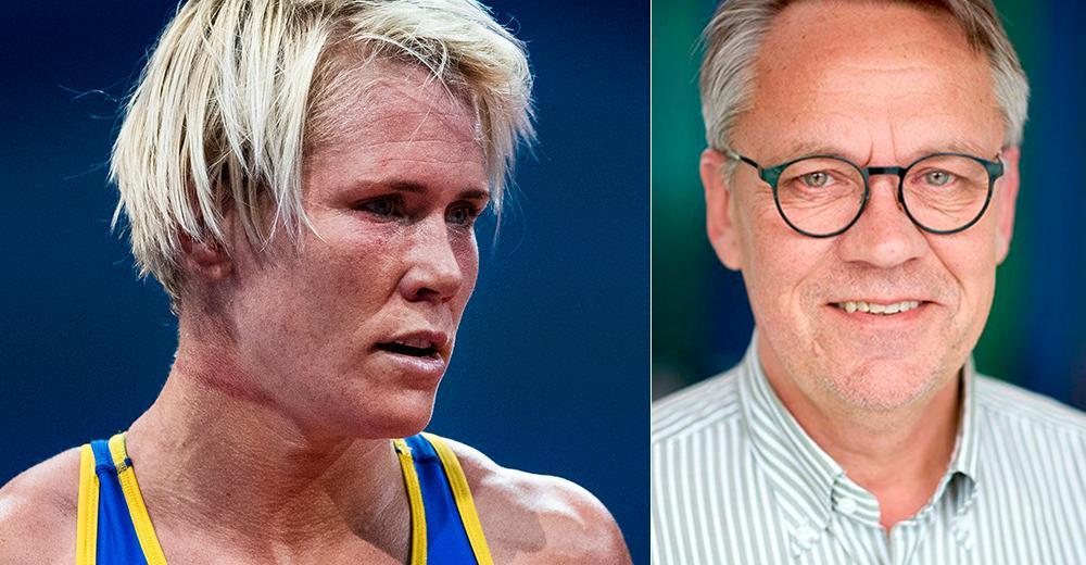 Jenny Fransson och Tommy Forsgren.