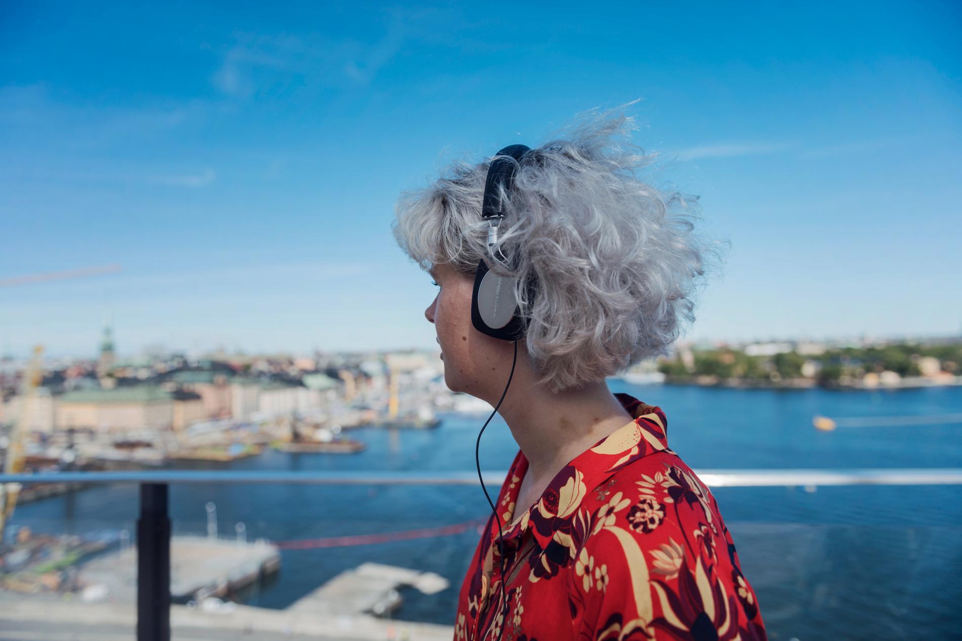 I oktober lanseras tjänsten Blanchestories, som är Skandinaviens första plattform för erotiska noveller i ljudformat. Arkivbild.
