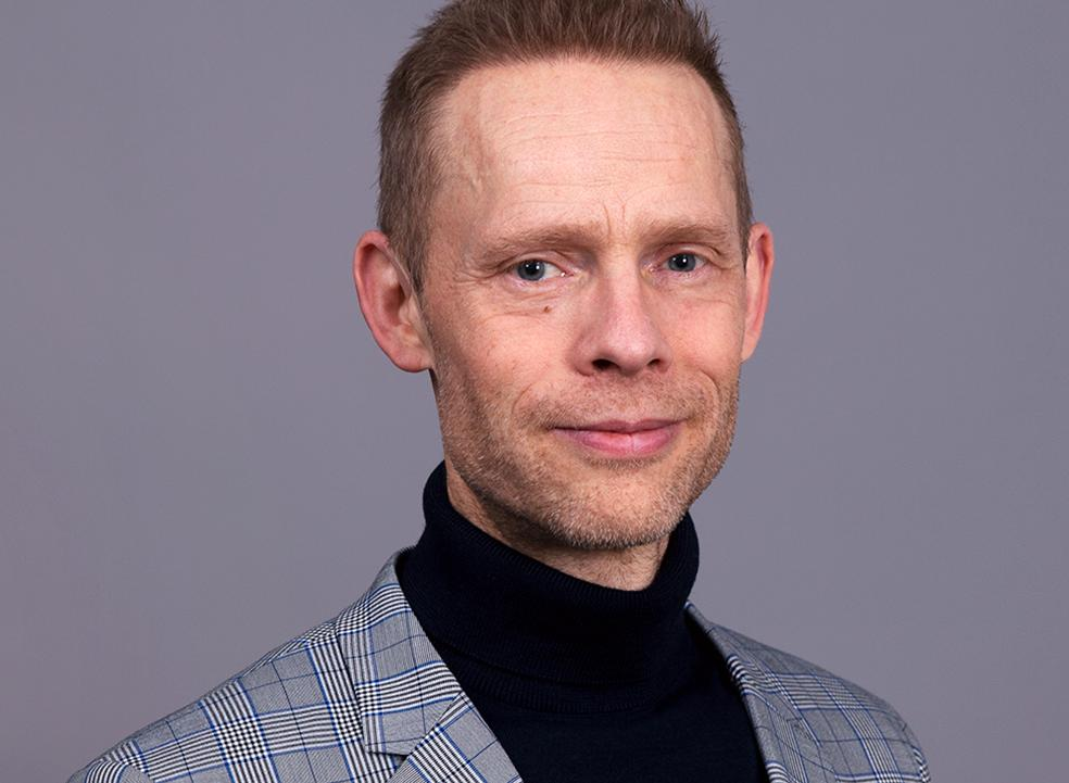Martin Forster.