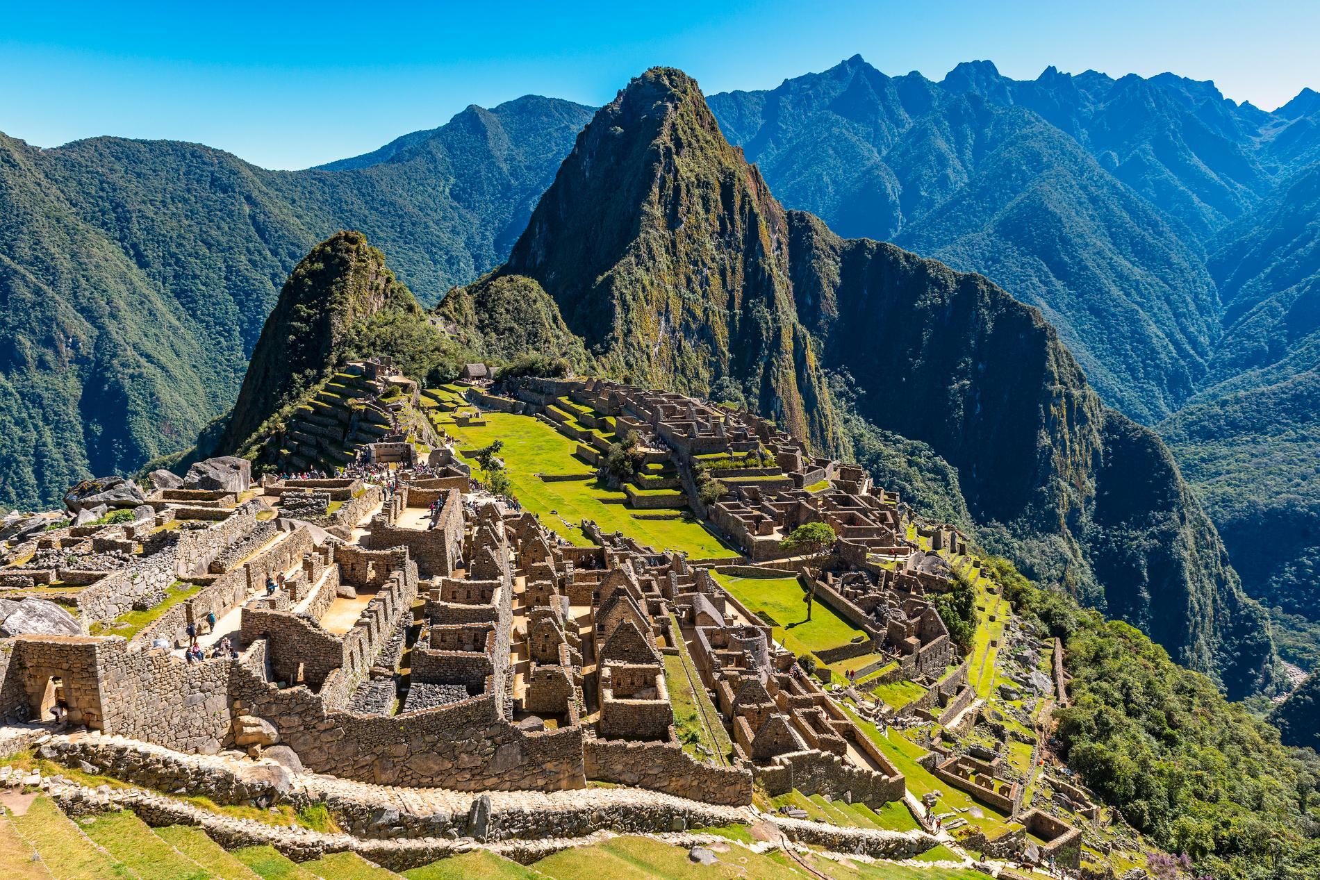 Det kräver lite styrka för att vandra till Machu Picchu, men kan vara värt det.