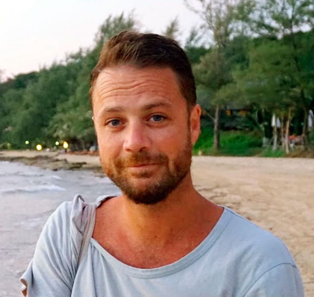 Chris Bevington, 41.