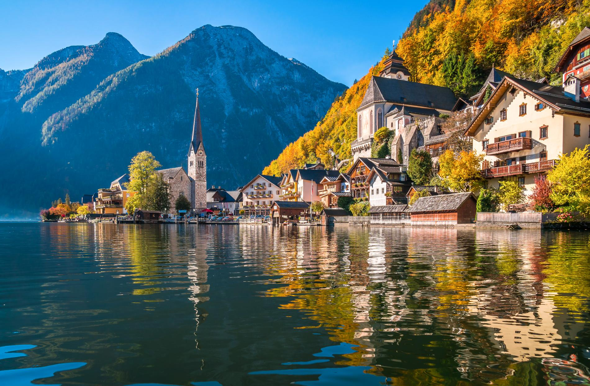 Är det här världens vackraste by?