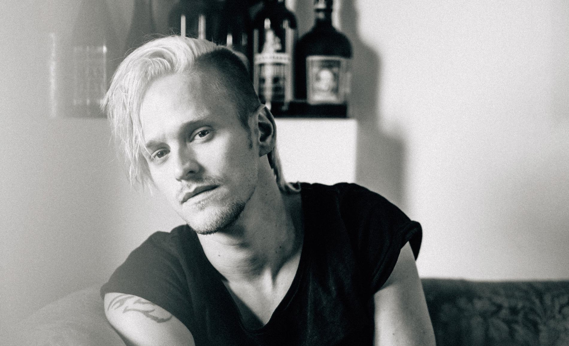 Erik Grönwall. Pressbild.