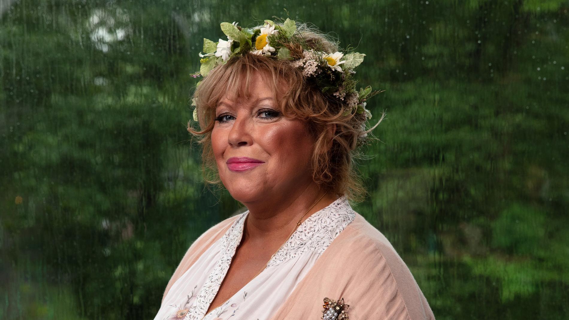 Marie Nilsson Lind sommarpratade 2019.