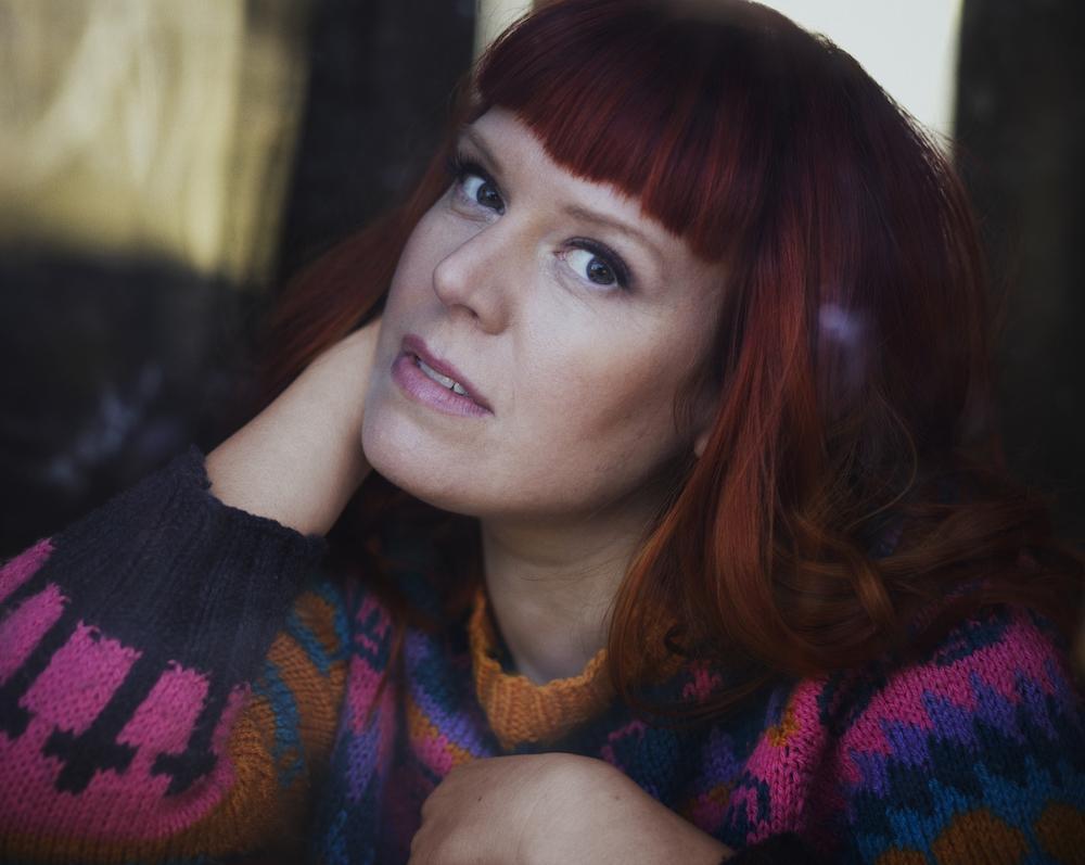 Marie Björk, författare.