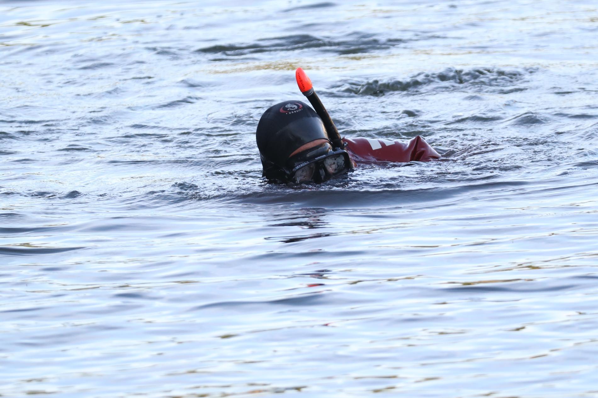 Länsstyrelsen inför förbud mot att dyka, ankra, fiska och använda undervattensfarkoster inom en radie av 800 meter från vraket Svärdet utanför Öland. Arkivbild.