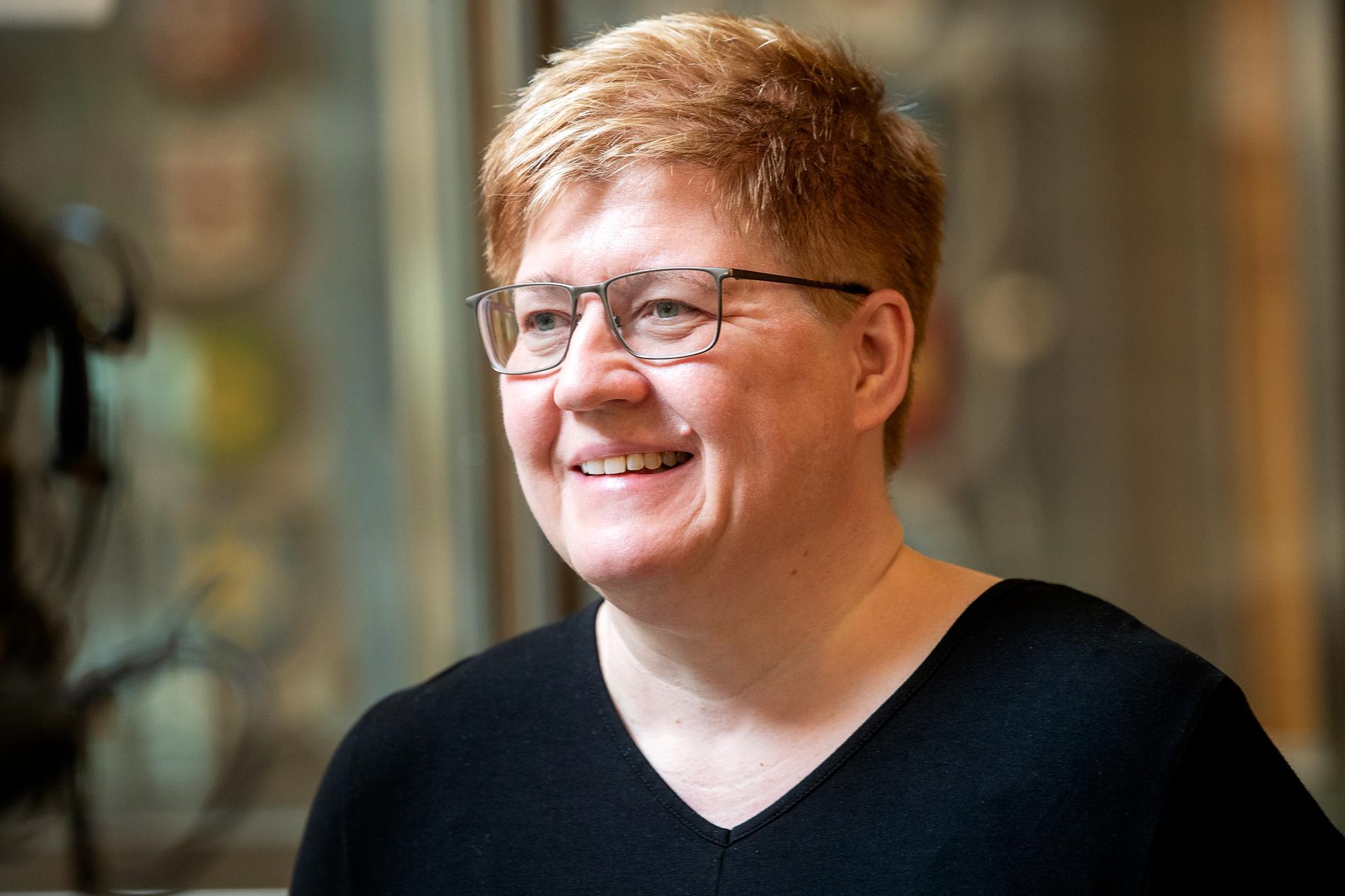 Britt-Louise Viklund, kammaråklagare.