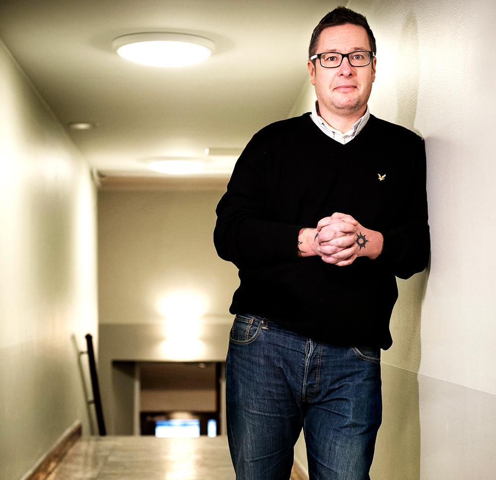 Kristian Lundberg är författare och kritiker i Aftonbladet.