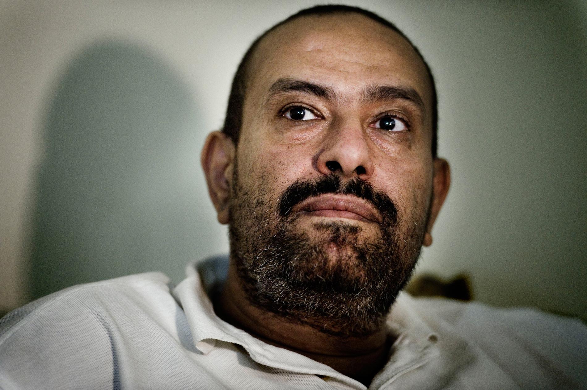 UTSATTES FÖR TORTYR I tio år satt Aghmed Agiza fängslad i Egypten efter avvisningen från Sverige.