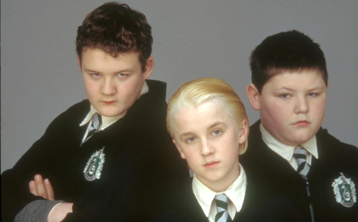 Elevhemmet Slytherin på Hogwartsskola för häxkonster och trolldom