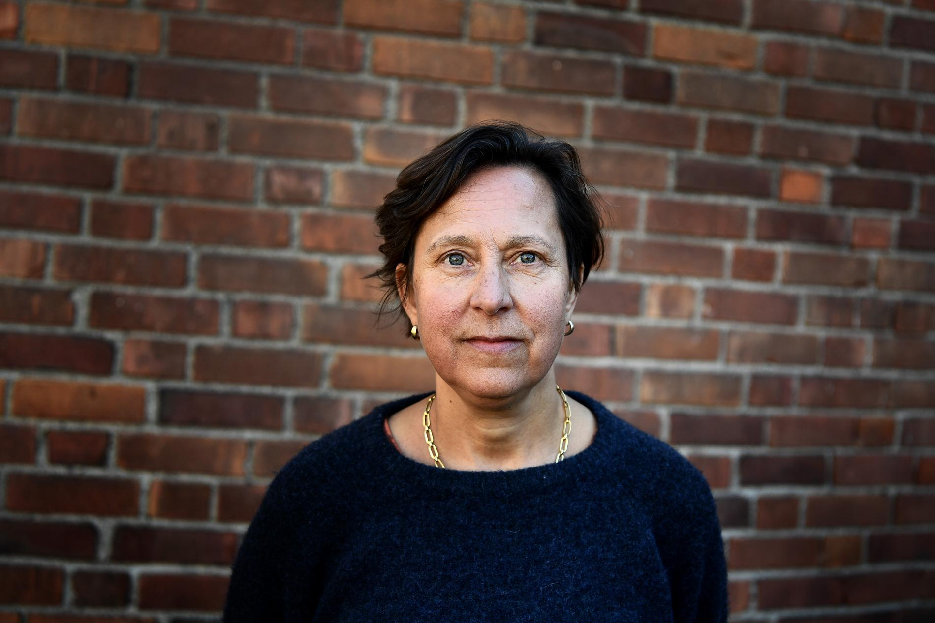 Lisa Brouwers, analyschef på Folkhälsomyndigheten.