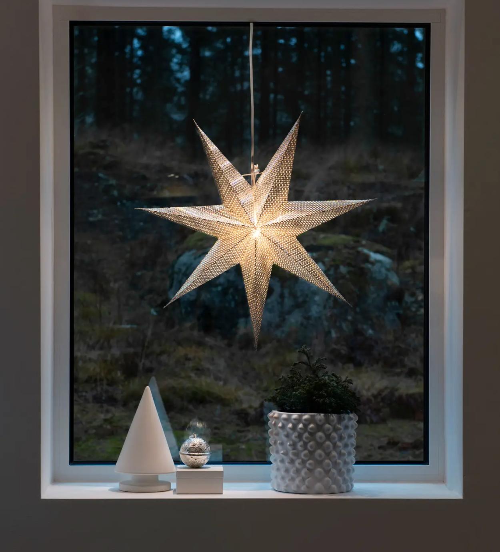 Julstjärna från Konstsmide
