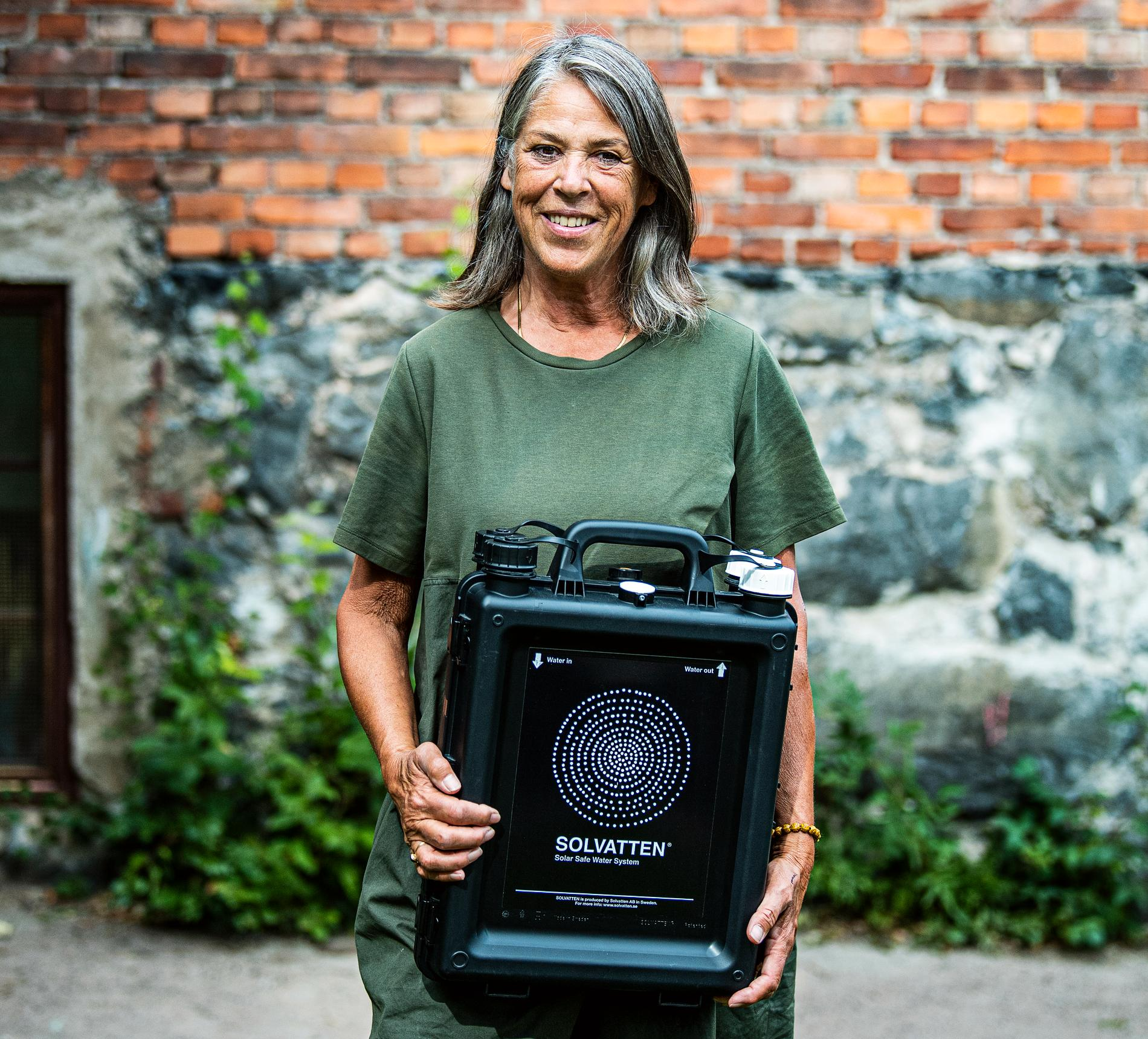 Petra Wadström är Årets miljöhjälte 2020.