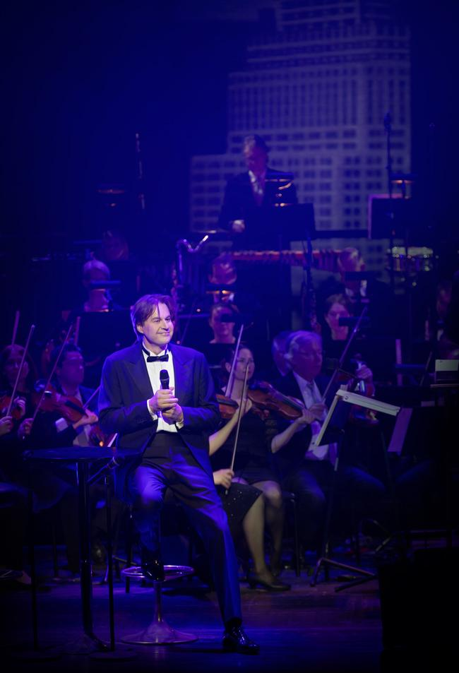 Peter Mattei på Kunglia Operan