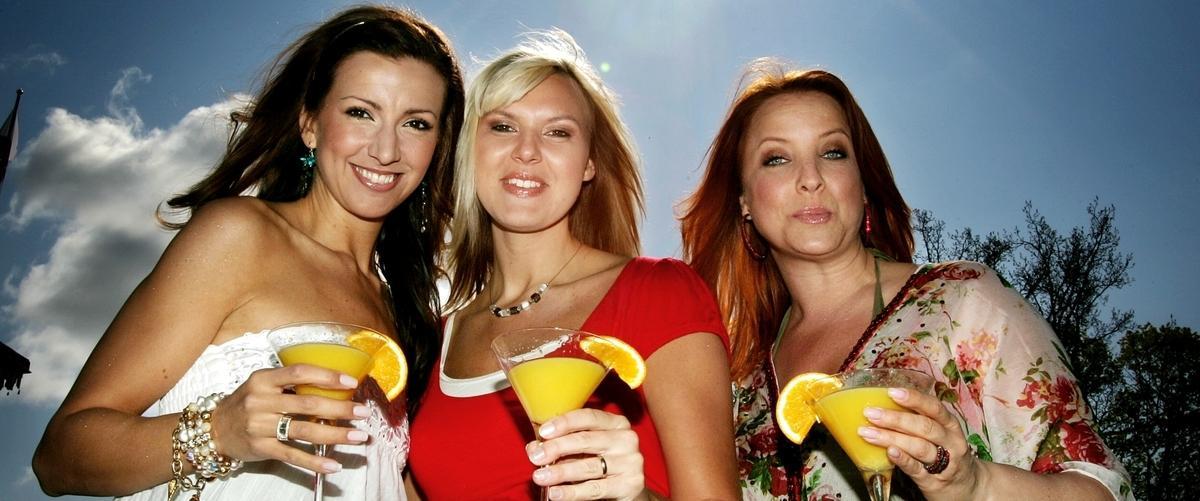"""SUCCÉTRION Sonja Aldén, Sanna Nielsen och Shirley Clamp satsar på en julshow efter turnésuccén """"Sommar, sommar, sommar""""."""
