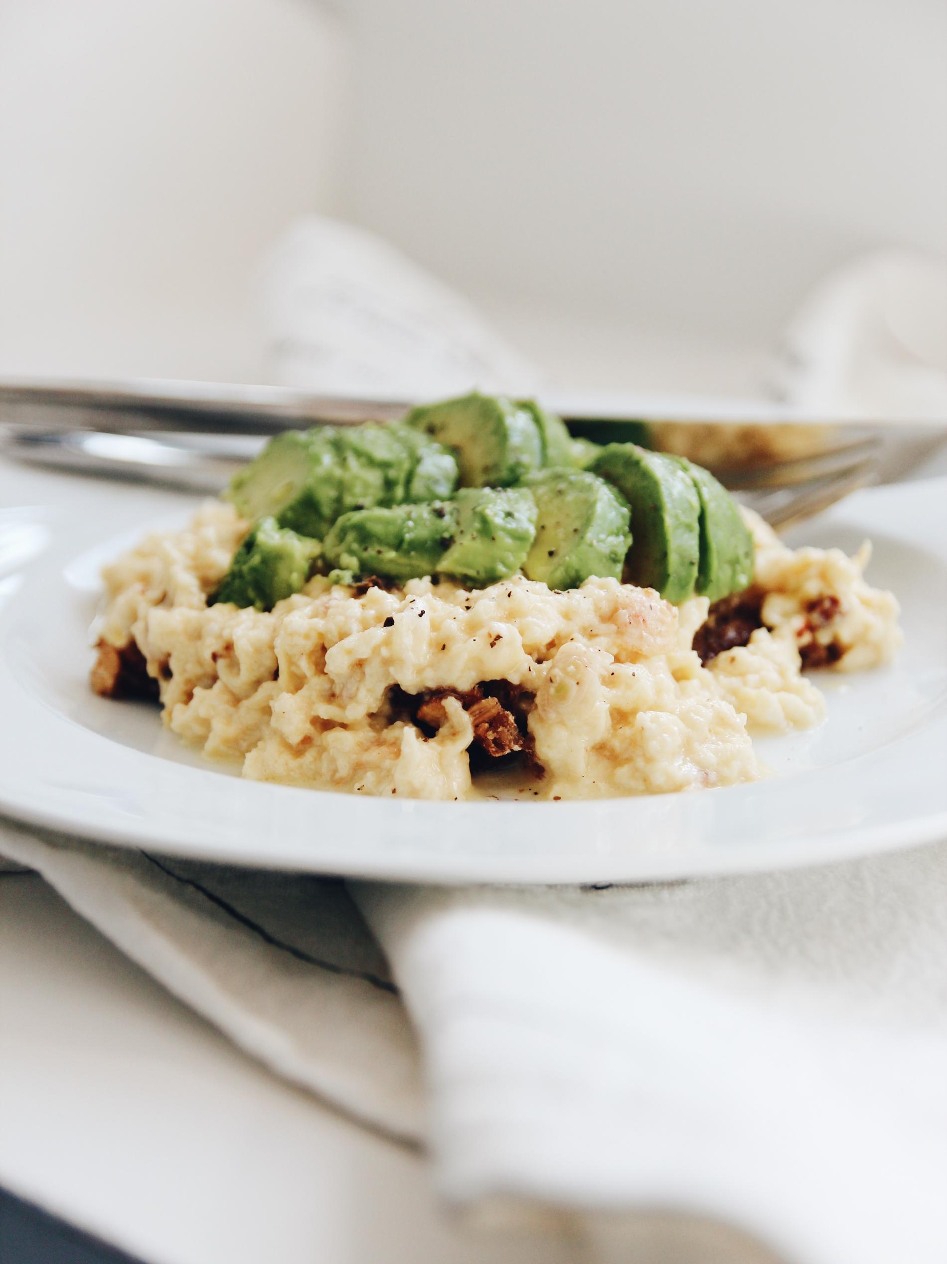 Receptet är från Instagramkontot Lilla Frukostarkivet.