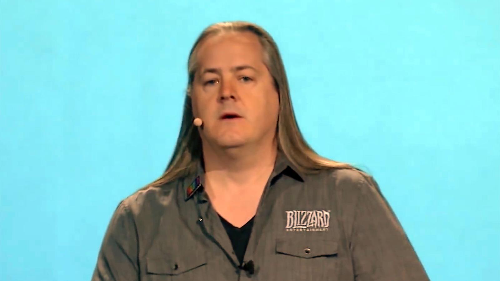 JAllen Brack lämnar speljätten Blizzard.