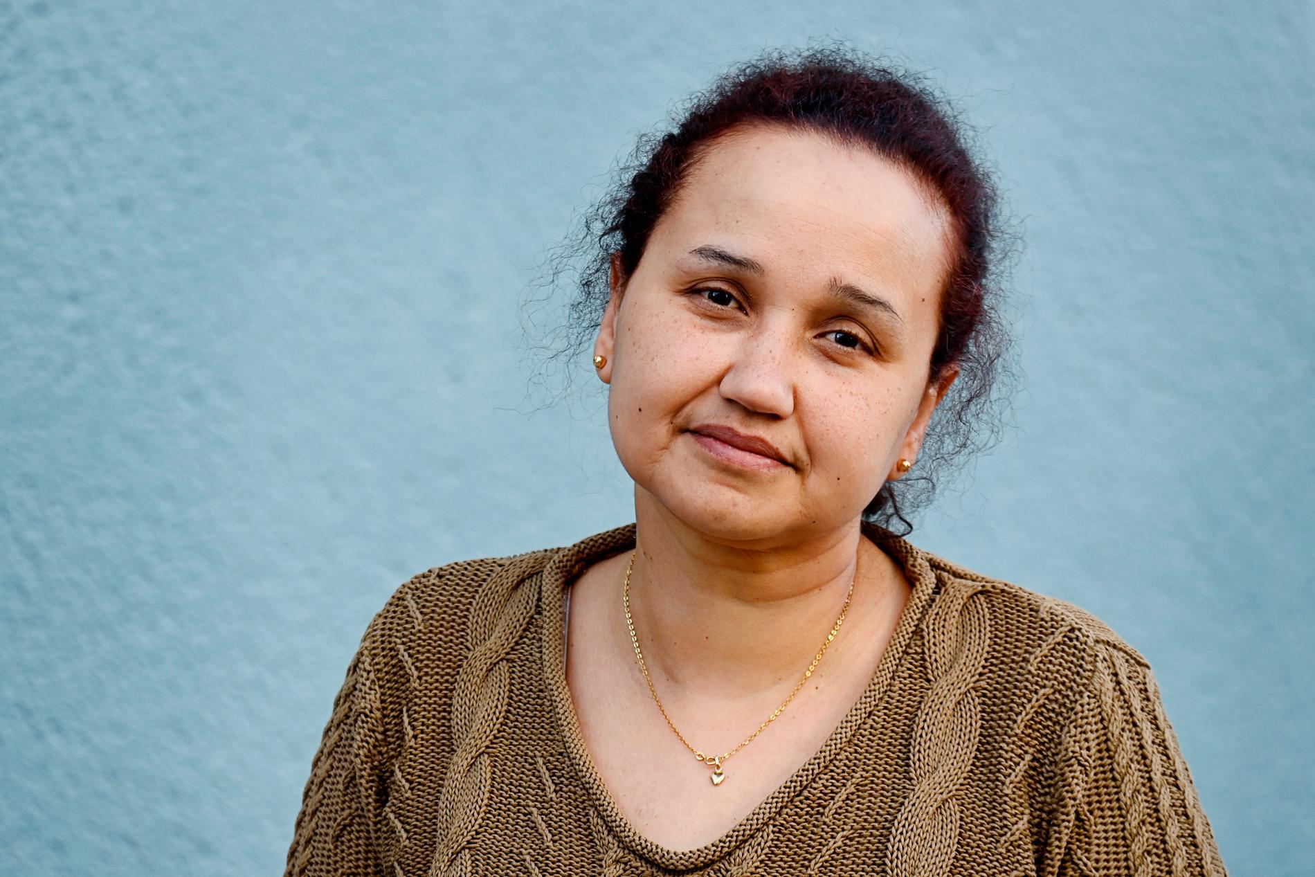 Ida Gure, Sveriges första auktoriserade översättare till somaliska.