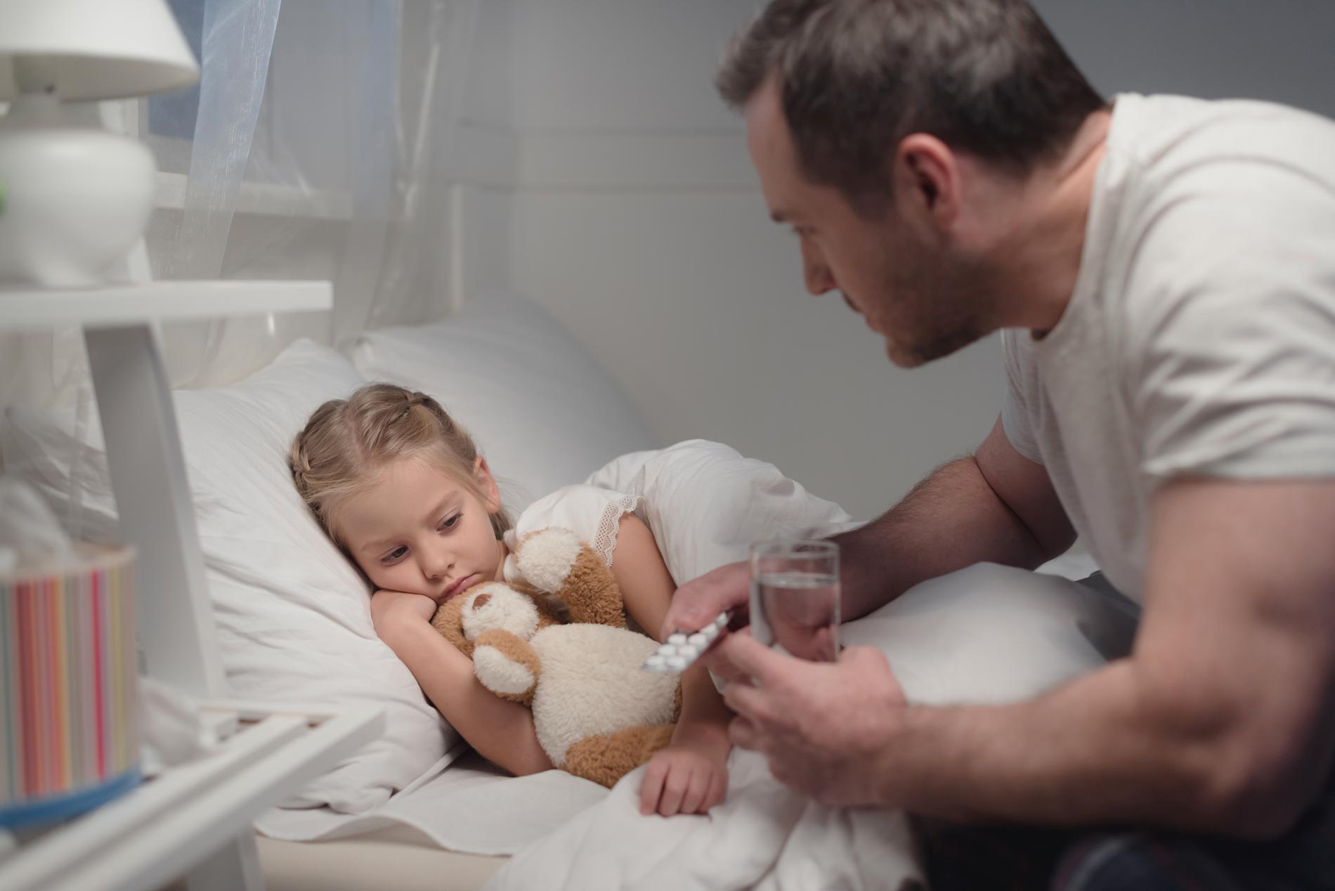Vab: Tips och råd när du är hemma med sjukt barn.