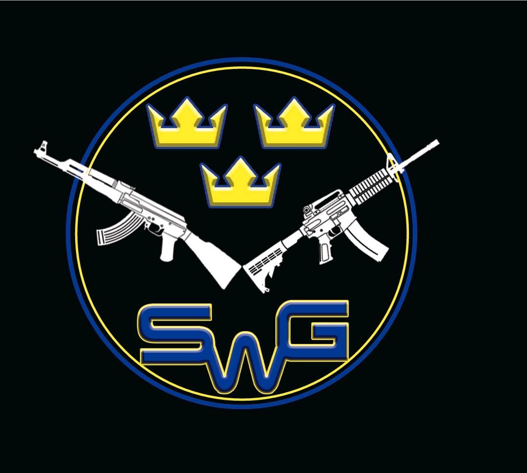 SWG:s lagemblem.