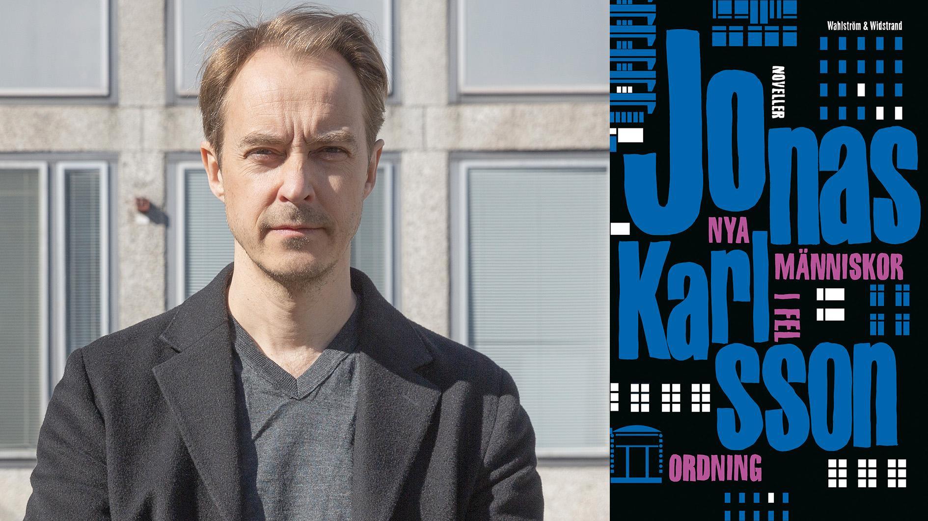 Jonas Karlsson (född 1971) är verksam som skådespelare, dramatiker och författare.