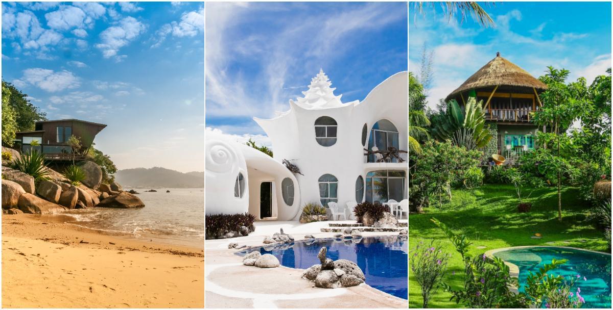Nu har Airbnb listat sina mest önskade hem, år för år.