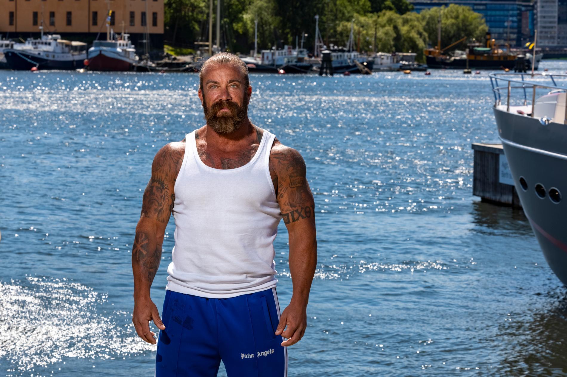 Jan Emanuel Johansson vill bli Socialdemokraternas partiledare.