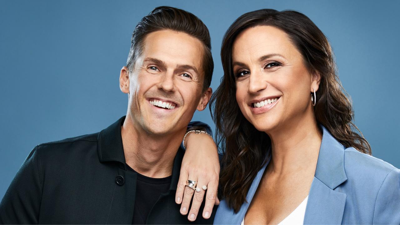 """Petra Mede och David Lindgren blir nya programledare inför den kommande säsongen av """"Let's Dance""""."""