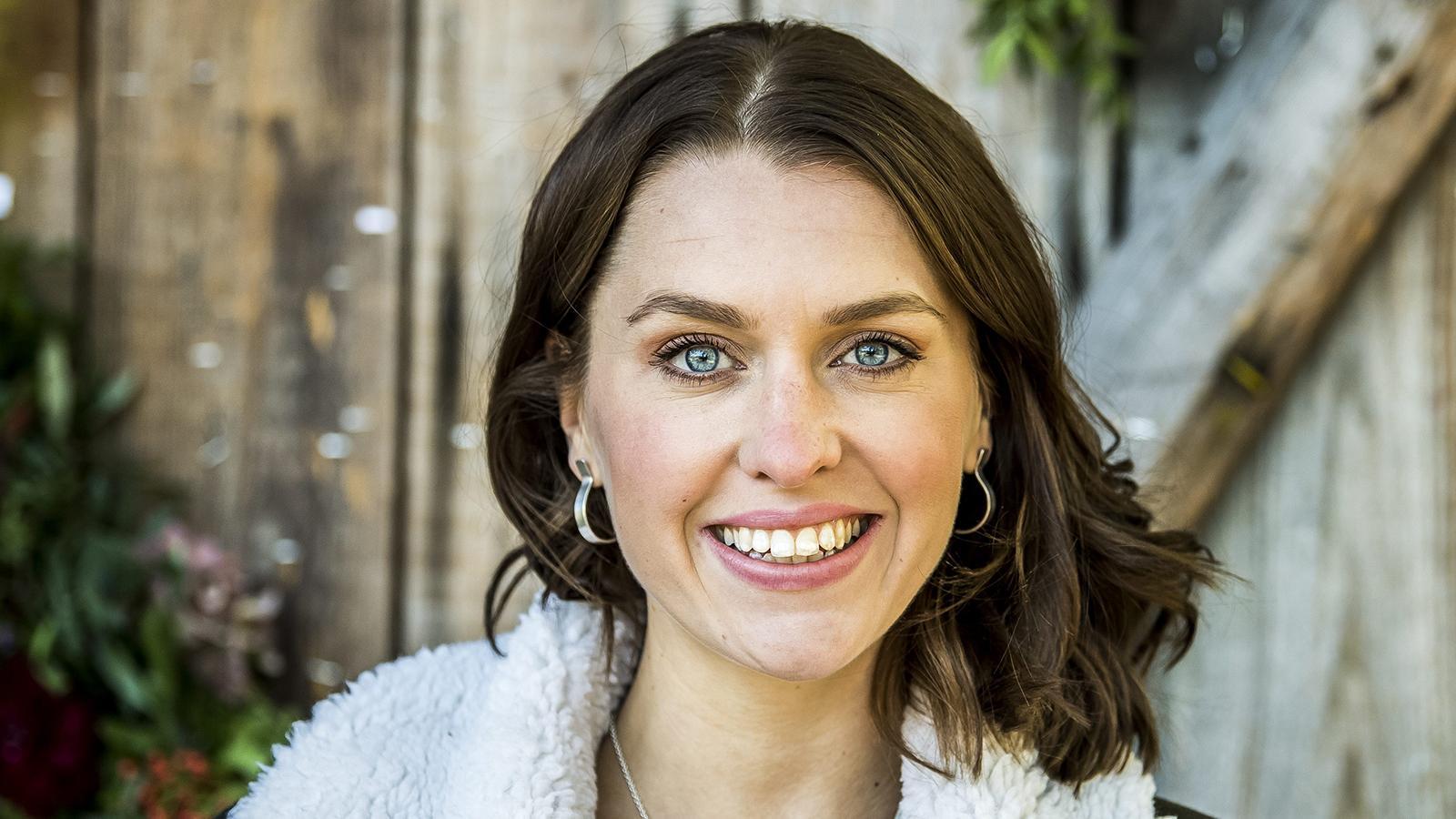 """Susanna Karlsson deltog i """"Bonde söker fru"""" 2018."""