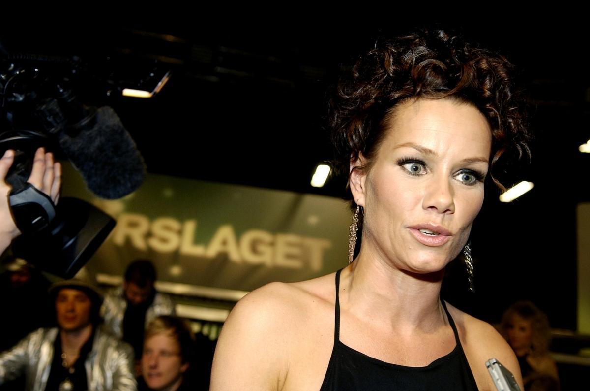 """""""DET VAR BAJS"""" Linda Bengtzing var besviken när hennes Gullspångskör röstades ut."""
