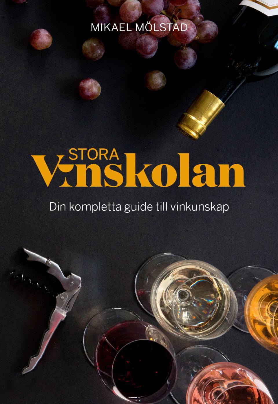 Boken Stora vinskolan
