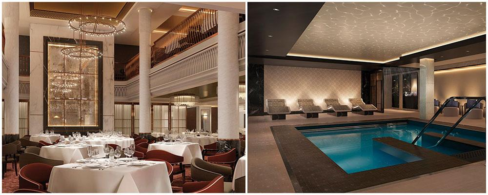 Spirit of Discovery är som ett flytande boutique-hotell.