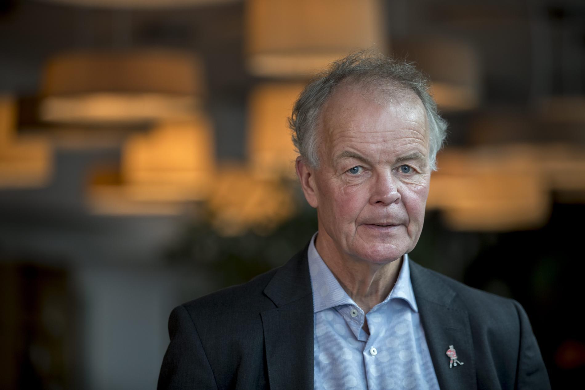 Gunnar Svensson.