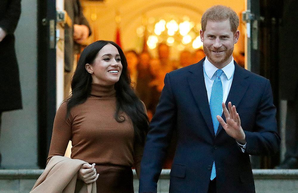 Harry och Meghan lämnade det brittiska kungahuset helt och hållet våren 2021.