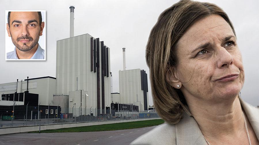 Sveriges linje – som Isabella Lövin ska driva i EU i dag – innebär att kärnkraft och andra fossilfria energislag är vägen framåt, skriver Arman Teimouri.