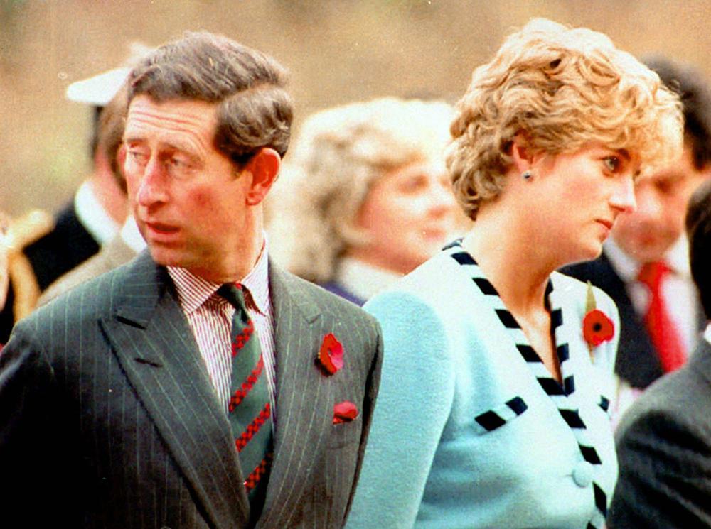 Både prins Charles och prinsessan Diana hade andra vid sidan av äktenskapet.